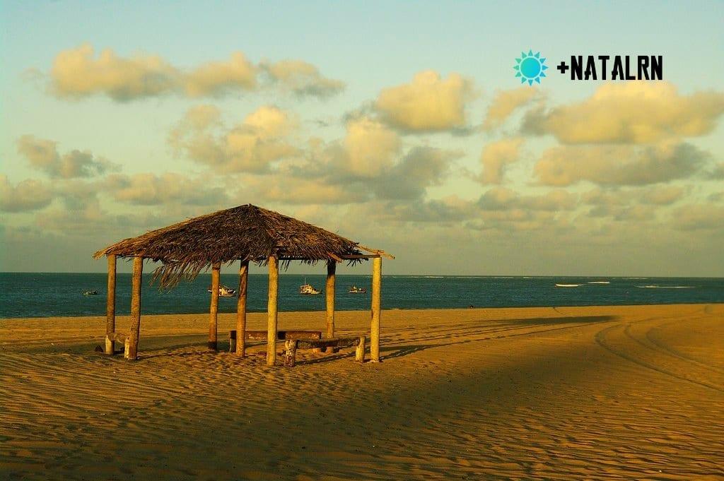 praias litoral norte RN
