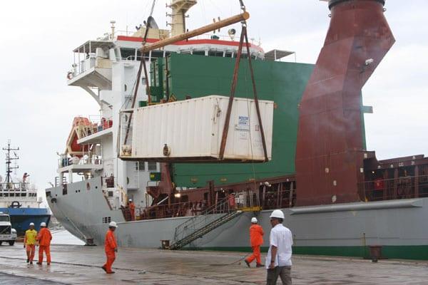 Dados de exportação e importação do rio grande do norte