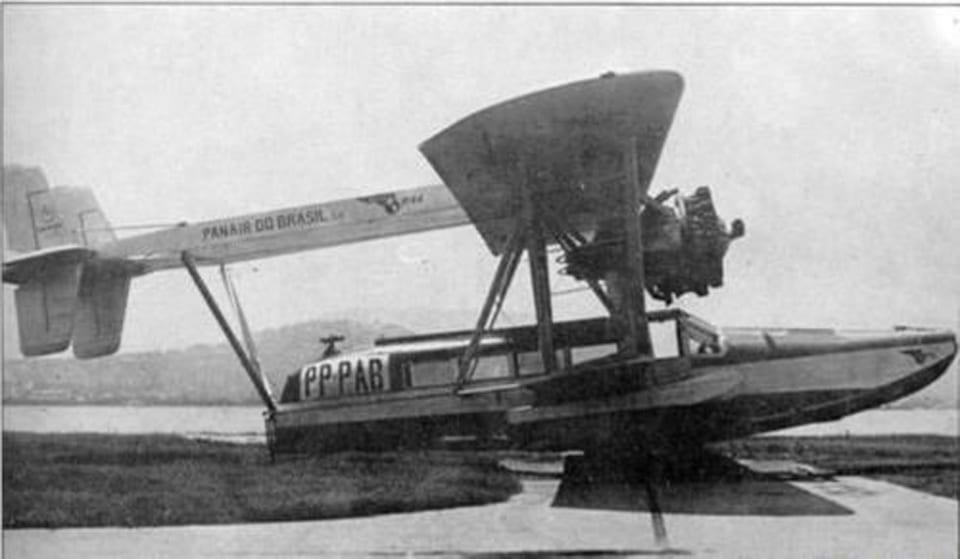 O rio grande do norte na história da aviação