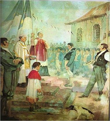 A insurreição de 1817 e a Revolução no Rio Grande do Norte