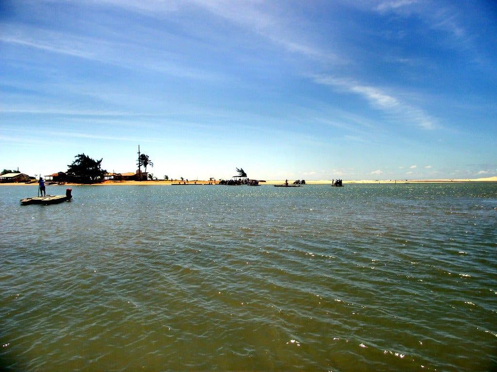 O rio Ceará-mirim