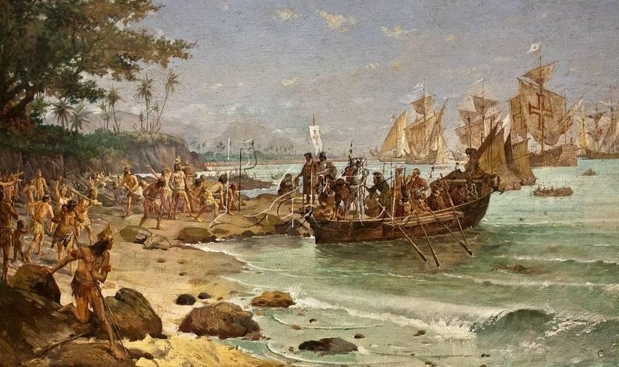 As navegações marítimas e os descobrimentos dos séculos xv e xvi