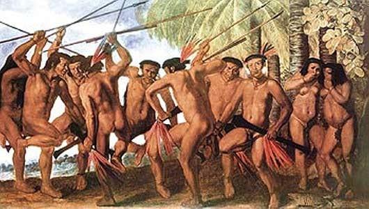 Povos indígenas que habitavam o território norte-rio-grandense