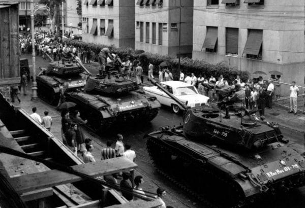 """Os governos militares e a formação das """"novas oligarquias"""" no RN"""