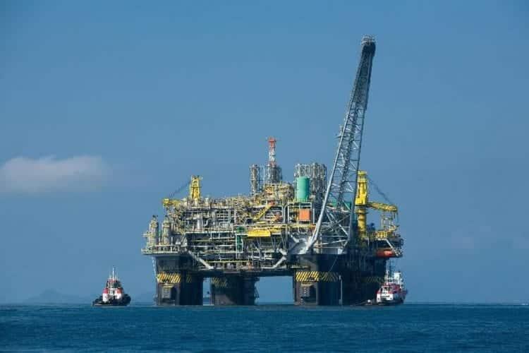 Produção de petróleo e gás no Rio Grande do Norte