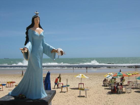 Praia do meio Natal