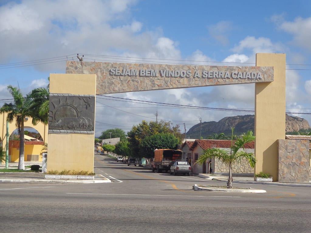 Serra Caiada - RN
