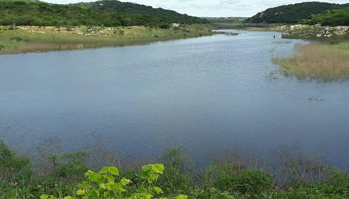 O rio Curimataú